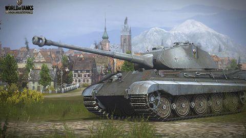 World of Tanks na 360 - pierwsze wrażenia z wersji beta