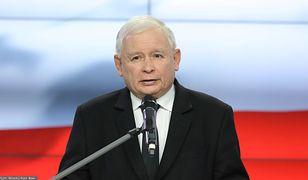 Wybory parlamentarne. Jarosław Kaczyński namawiał do wzięcia w nich udziału