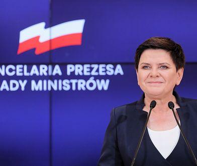 Beata Szydło została europosłanką