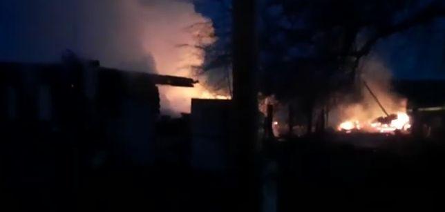 W pożarze domu w Rosji zginęło 5 dzieci