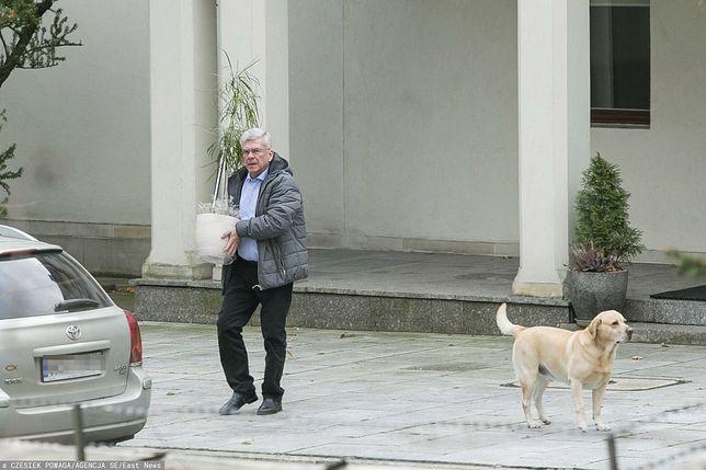 Stanisław Karczewski opuścił rządową willę. Wyprowadzka wicemarszałka Senatu
