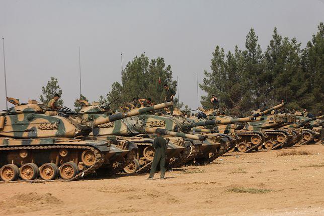 Syria. Turcja wysyła posiłki. Szykuje uderzenie na Kurdów?