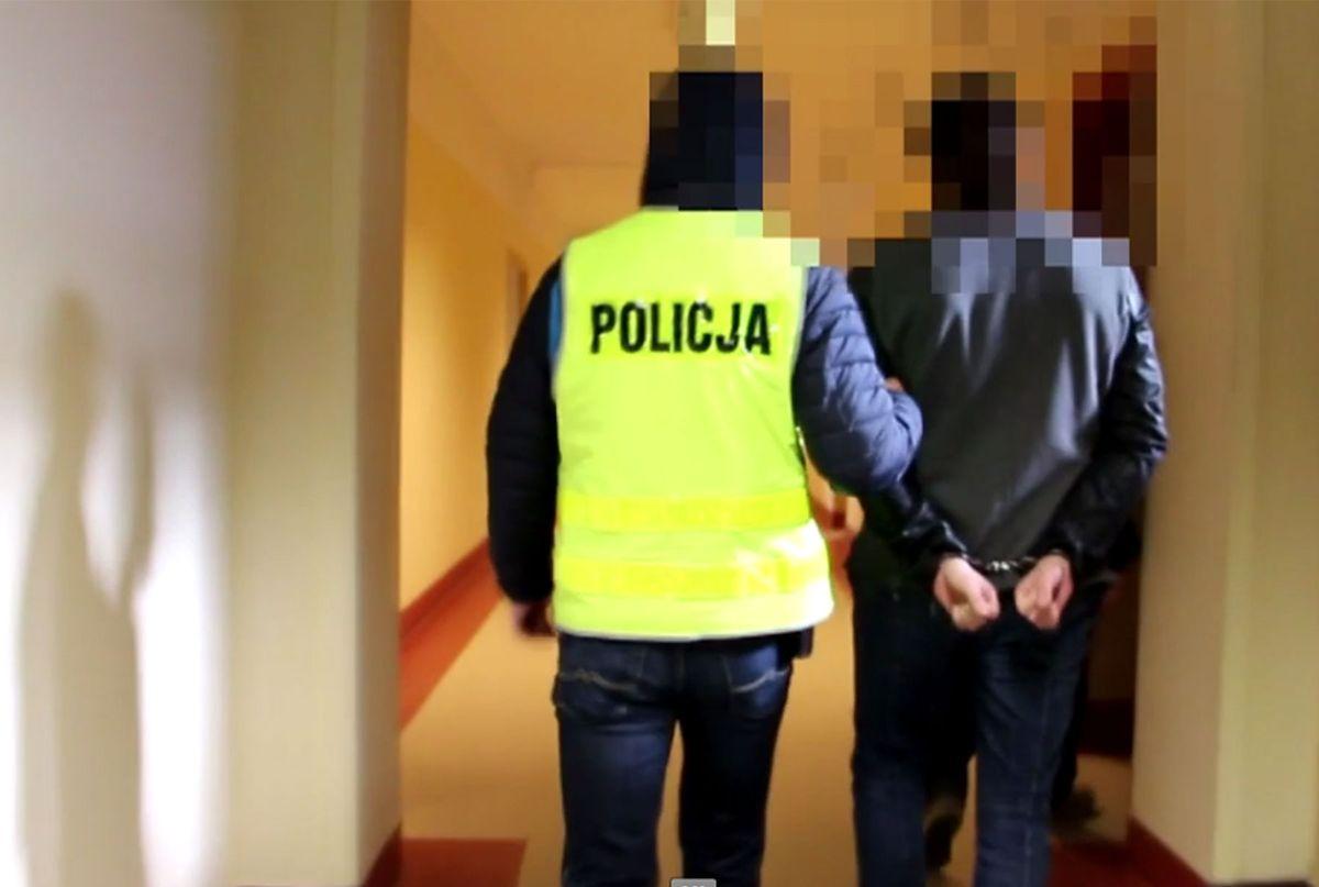 Zgwałcił nastolatkę w lesie. 45-latek z Knurowa miał zawieźć dziewczynę do domu