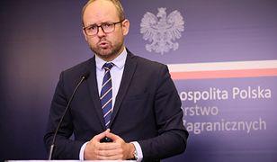 Białoruś wydaliła polskiego dyplomatę. Polskie MSZ reaguje