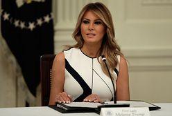 Wpadka Melanii Trump. Rzecznika pierwszej damy postanowiła wyjaśnić zaistniałą sytuację