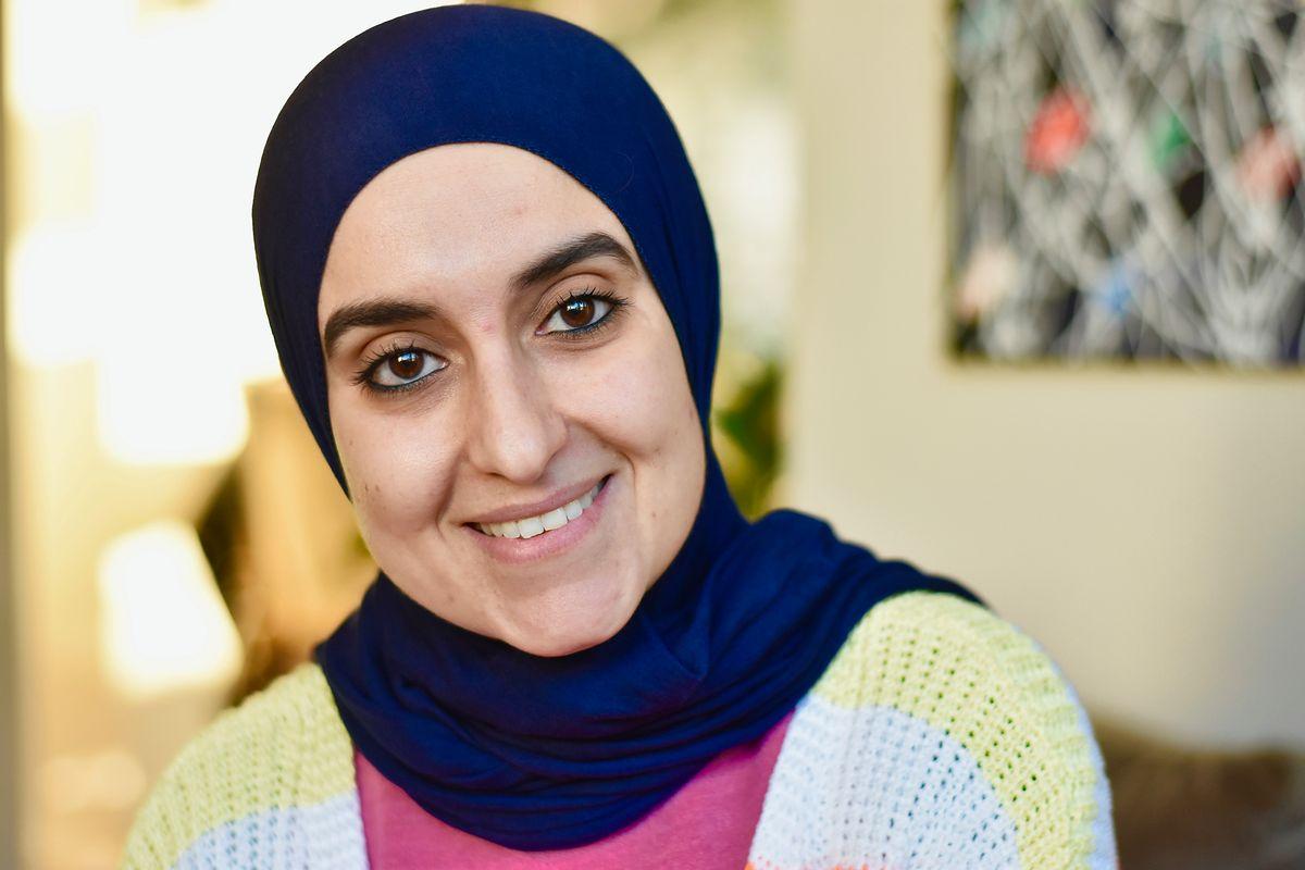 """Eman Salama pomaga kobietom na całym świecie.  """"Jesteśmy takie same. Mamy te same hormony, te same emocje"""""""