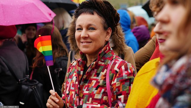 Olga Tokarczuk laureatką Literackiej Nagrody Nobla 2019