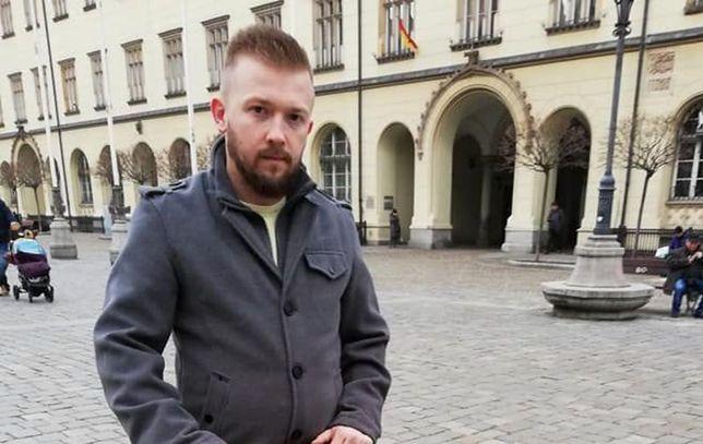 Poszukiwany 32-letni Dariusz Góral