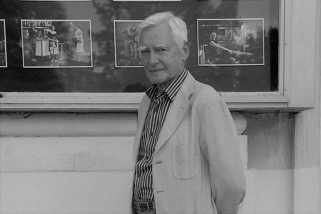 """Nie żyje Krzysztof Kalczyński, aktor serialu """"Klan"""" i """"Plebania"""" oraz ojciec prezenterki Anny Kalczyńskiej"""