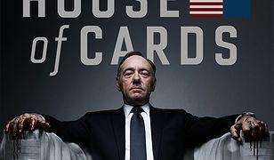 """""""House of cards"""" to jedna z najbardziej popularnych produkcji Netfliksa"""