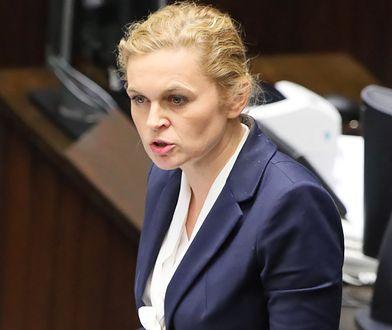Barbara Nowacka zwróciła się do Jolanty Turczynowicz-Kieryłło