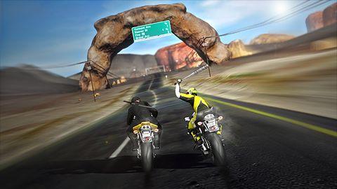 Inspirowane Road Rash, Road Redemption ufundowane. O mały włos, a nie byłoby wersji konsolowej