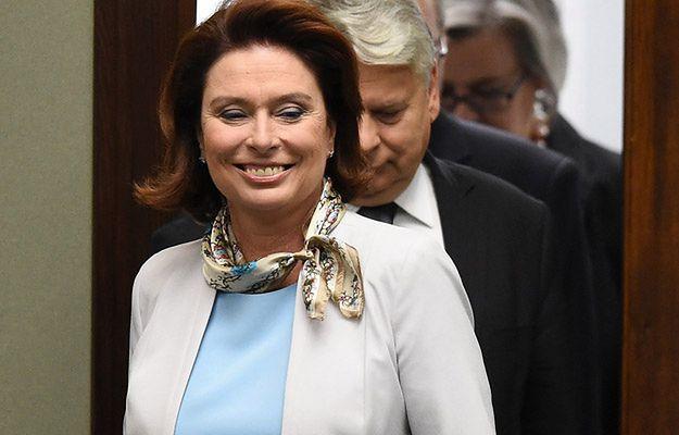 Marszałek Sejmu Małgorzata Kidawa-Błońska ma być jedynką listy PO pod Warszawą
