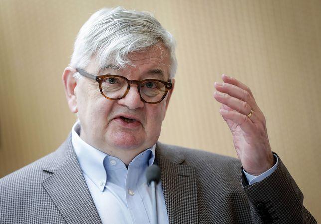 Joschka Fischer stracił zaufanie do polskiego rządu