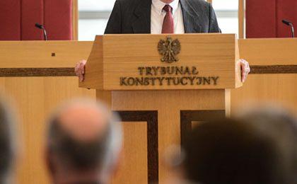Minister pracy liczy, że TK nie zakwestionuje podwyższenia wieku emerytalnego