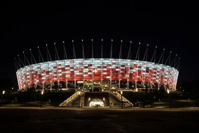 Zwiedź nocą Stadion Narodowy!