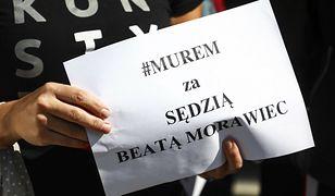 Ziobro musi przeprosić sędzię Beatę Morawiec