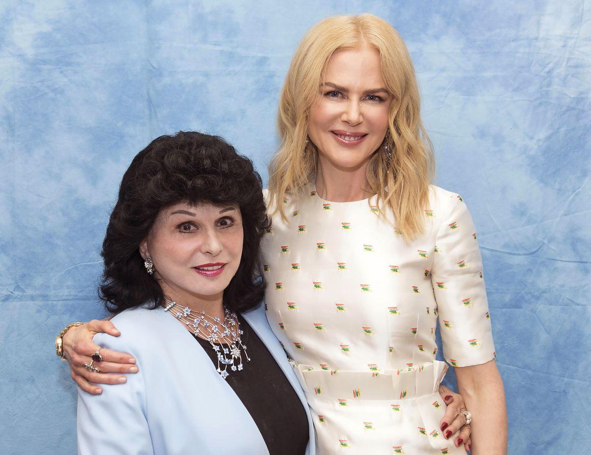 Nicole Kidman: Dzięki ci, Boże, za to wszystko! [WYWIAD]