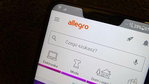Aplikacja Allegro, czyli centrum handlowe w twojej kieszeni