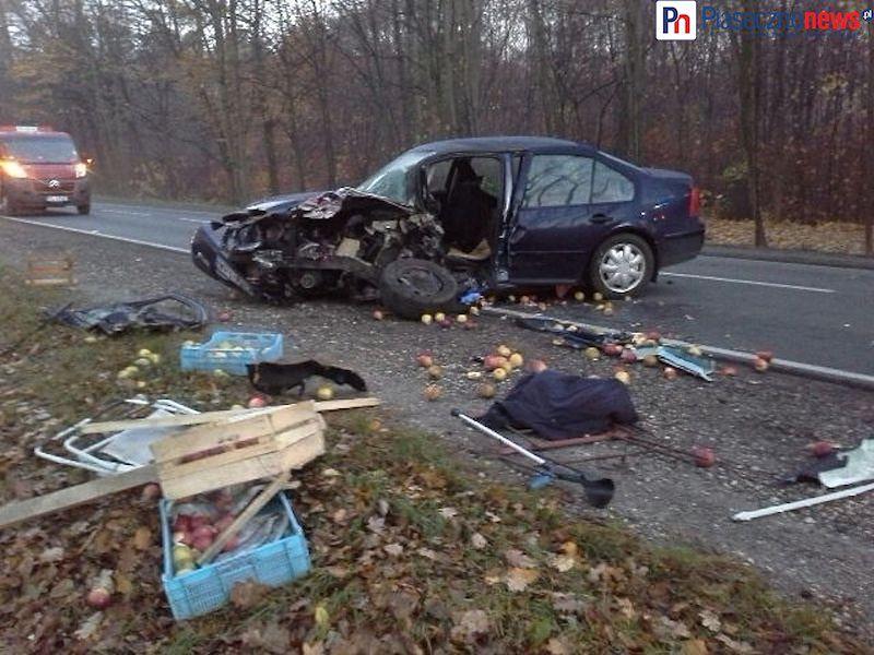 Tragiczny wypadek pod Warszawą. Jedna osoba nie żyje