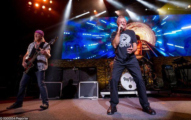 Deep Purple w Polsce jeszcze w 2019 roku. Kiedy i gdzie zagrają?