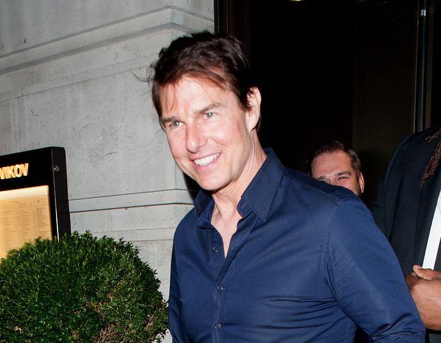 Tom Cruise jest scjentologiem od początku lat 90.