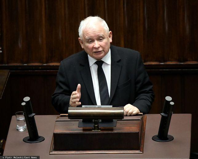 Katastrofa smoleńska. W 10 rocznicę tragedii Jarosław Kaczyński mówi o dorobku brata