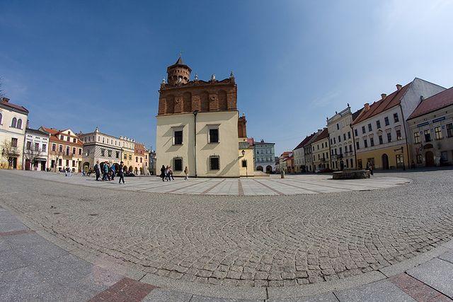 Tarnów - jedno z najmniej docenianych miast w Polsce