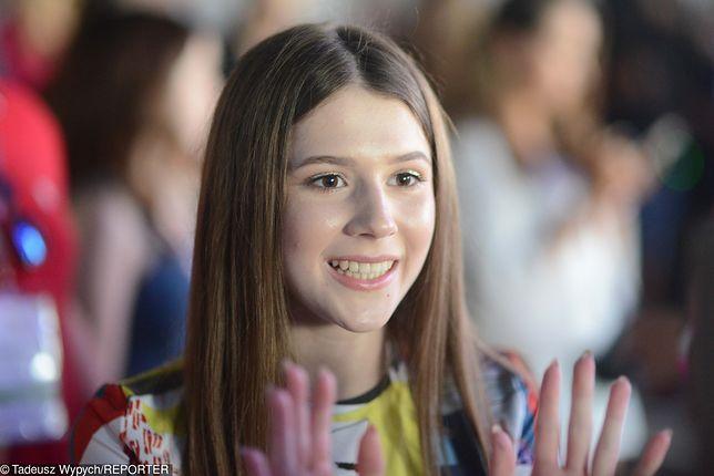 Roksana Wegiel ma w Polsce status nastoletniej gwiazdy