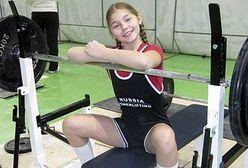 Marianna - najsilniejsza dziewczynka świata!