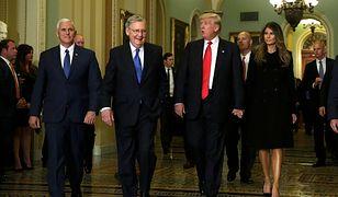 Washington Post: prezydent Trump ujawnił Rosji tajne informacje