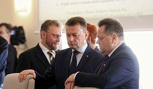 Mariusz Błaszczak: Donald Tusk poległ przed komisją ds. Amber Gold