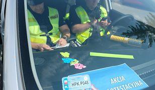Szokujące doniesienia z protestu Policji. Odpuszczają złodziejom i pijanym kierowcom