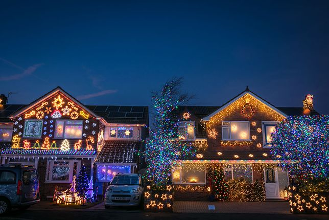 Lampki świąteczne to wielomiliardowy biznes. Zaczyna się i kończy w Chinach