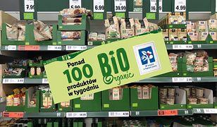 """W Lidlu trwa """"Tydzień bio"""", a w Biedronce dostaniemy 40 proc. zniżki na drugi ekologiczny produkt."""