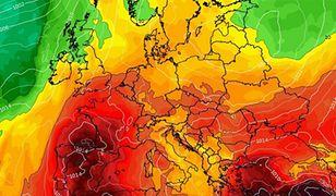 Pogoda. Do Polski napłynie zwrotnikowe powietrze