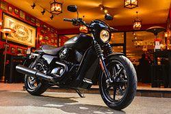 Harley-Davidson Street 750 zaprezentowany w Warszawie