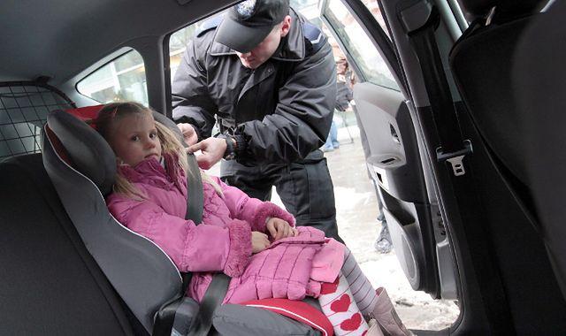 Nowe przepisy o przewozie dzieci: są problemy z interpretacją
