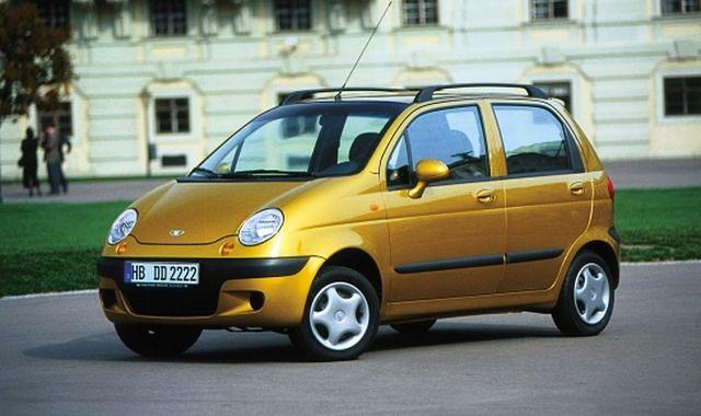 Daewoo Matiz: do miasta za grosze