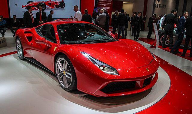 Ferrari 488 GTB: zmiana filozofii
