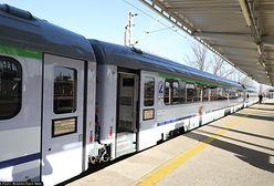 PKP zapewnia, że pociągi do Modlina nie są zagrożone