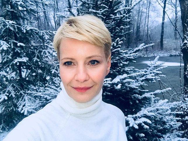 Aktorka pochwaliła się swoją wersją popularnego kolażu