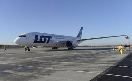 PLL LOT odwołał wtorkowy rejs do Tel Awiwu