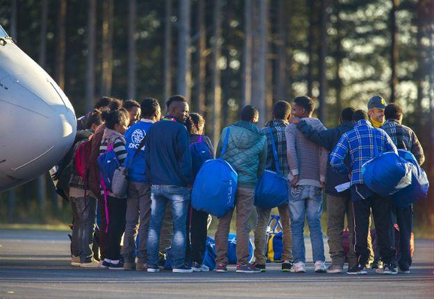 Szwecja poprosi UE o relokację części migrantów ze swojego terytorium