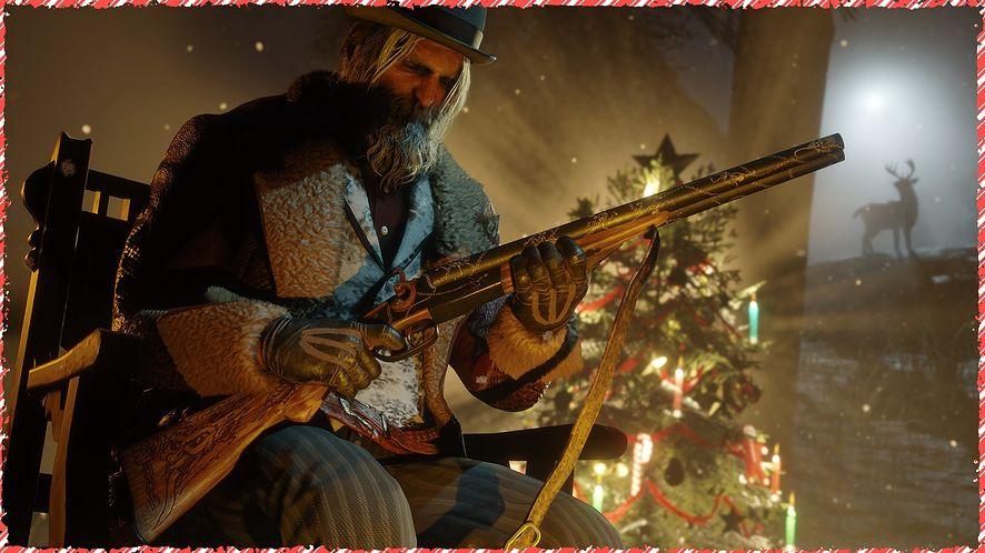 Święta w Red Dead Online