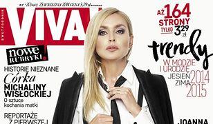 """Monika Olejnik skrytykowana przez modowego blogera. """"Ta okładka pachnie kłamstwem"""""""