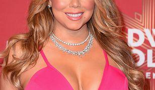 Mariah Carey w dwóch stylizacjach na jednej imprezie