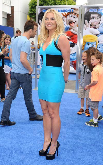 Britney Spears w świetnej formie