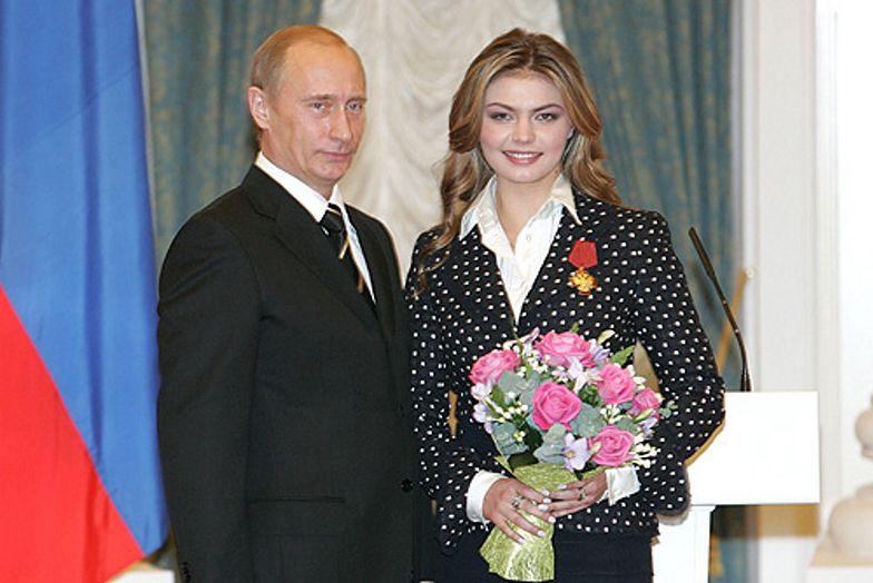 Urodziła dzieci Putinowi? Alina Kabajewa zapadła się pod ziemię