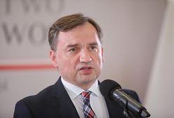 """Zbigniew Ziobro o sprawie Waldemara Żurka. """"Nie wiem, czy chce zakneblować byłą żonę"""""""